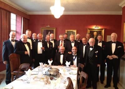 Ex President's Dinner June 2013